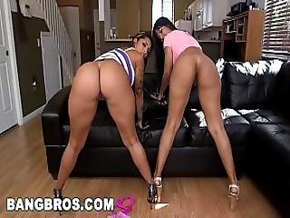 Bangbros Welcomes You To Booty Land With Rose Monroe And Spicy J