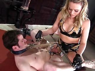 Femdomempire - Mia Malkova In Backdoor Punishment