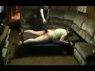 Teen Girl Punished With Prison Strap 100 Swats Intense Spanking