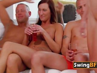 John And Jess Hook Up With Al And Sparkle While Meeting Couples