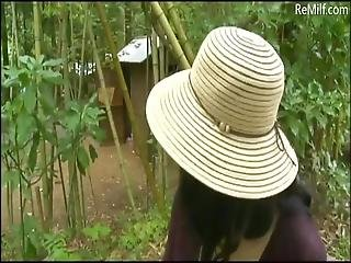 Beautiful Asian Japanese Mature Women Fuck With Beggar In The Forest Toilet - Part 2 On Remilf Com