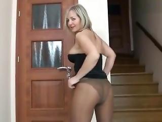 In nylon sex Large HD