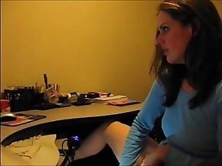 ερασιτεχνικό, αυνανισμός, Webcam