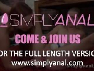 Simplyanal - Violette and Morgan