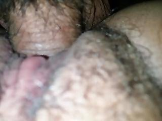 Tight Asian Pussy Creams On Cock