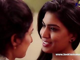indiske lesbisk trekant