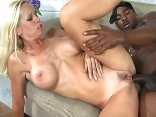 That Milf Is Inside For The Party