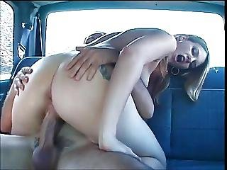Delilah Picked Up And Fucked In The Back Of A Car