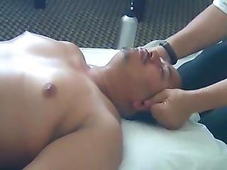 Massaging Asian Bear 5