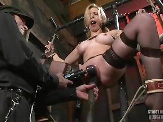 Jilena Risberg Bondage And Force Orgasms Slut 3