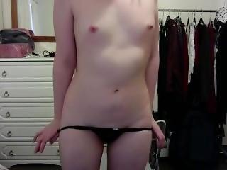 Full Nude Strip Of Me