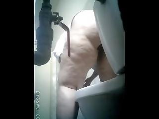 Hospital Toilet Spycam