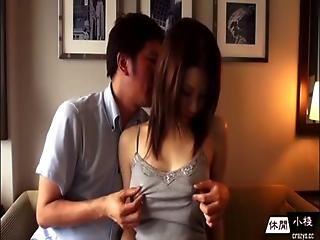Wife Pink Nipple Breast Milk. Riko Chitose