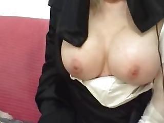 Dildo, Nun, Sex, Toys, Webcam
