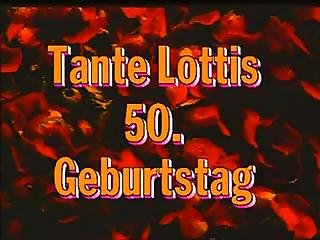Tante Lottis 50. Geburtstag