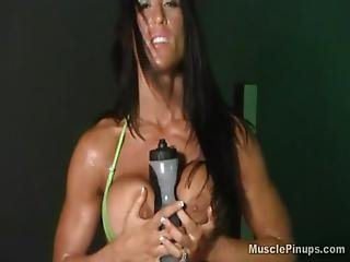 Nathalia Pavlova 02 - Female Muscle