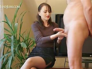 Lilushandjobs - Handjob At The Hotel