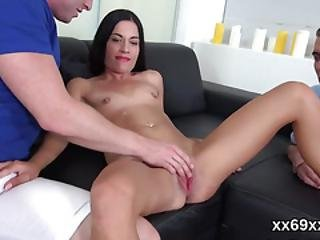Fella Assists With Sexy Checkup And Plowing Of Virgin Nympho