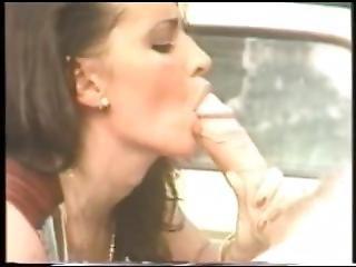 Vintage Threesome Outside Samantha Fox