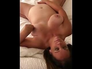 Daddy Let�s Me Cum For Him