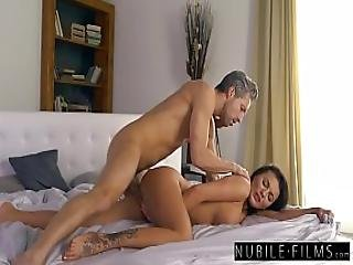 Nubilefilms - Naughty Assistant Surprises Her Boss At Home S27 E30