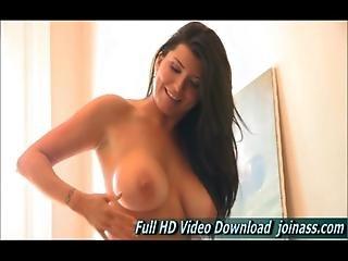 Romi Beautiful Teen Gorgeous Pushing