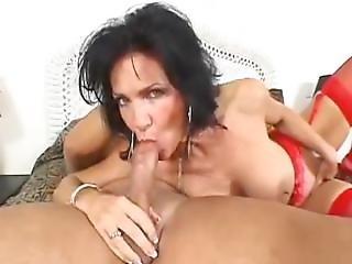 Hot Cougar Moms Sucking Dicks Compilation 2