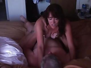 amateur, betrügen, Reife, brustwarzen, oben, orgasmus