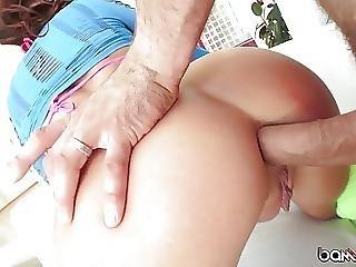 Felicity Feline Hardcore Anal Sex Scene