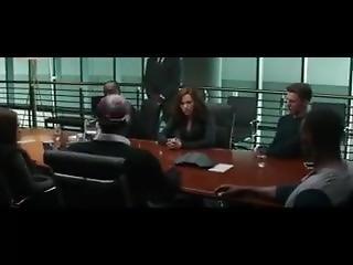 Black Widow Gets Pounded Again Scarlett Johansson Civil War