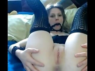 My Favorite Tiny Tits, Flat-chested Teen Webcam Striptease Ever!!!