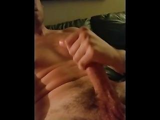 18 Year Old Cock Edged Until I Moan And Drool All Over Myself