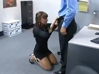 Boss, Fucking, Lingerie, Office, Secretary