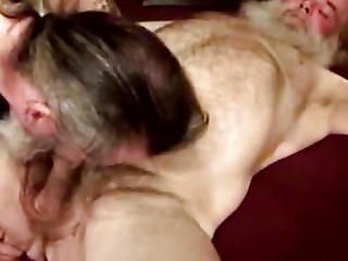 Poor Disgusting Redneck Sucks Cock