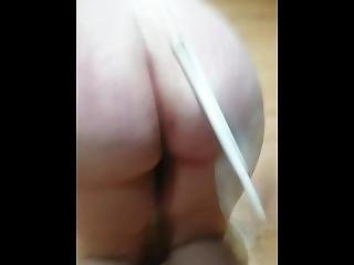 Bad Teen Gets Spanked And Ass Fucked