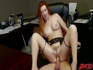 Bitch Boss Karlie Montana Fucked