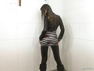 Tati Wet In Dress