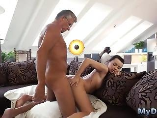 Old Grandpa Young Gangbang What Would You Prefer - Computer Or Your