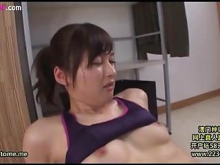 Big Tit, Blowjob, Gym, Horny, Japanese