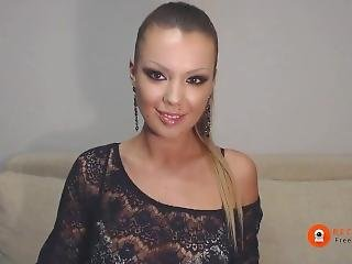 Cam Girl, Cowgirl, ρωσικό, Teasing, Webcam
