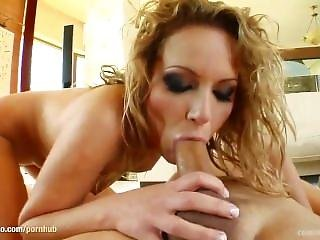 Messy Facial End For Petra Pearl On Cum For Cover From A Group Of Guys