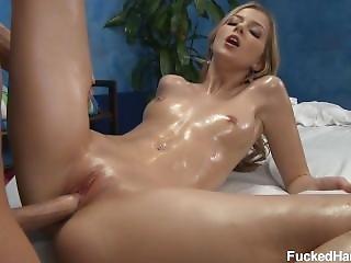 Bonasse, Blonde, Massage, Star Du Porno