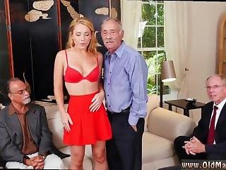 Old Man Punish And Czech Old Woman And Girl Fucks Old Neighbor And Old