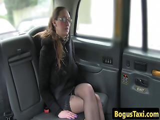 Spex Taxi Amateur Bended And Fucked Balls Deep