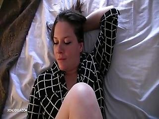 Azzurra Gets Fucked And Filled-twice In One Session