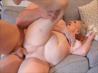 Busty Mature 50 And Younger Guy