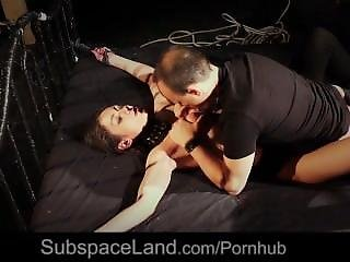 Hot Russian Arwen Gold Imprisoned For Fuck