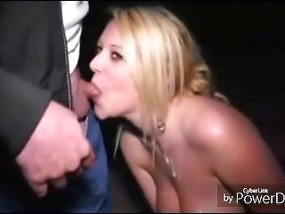 Hot Blonde Suck A Tiny Dick For Kicks And Laughs