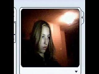 Giovane Porca Young Ridge In Webcam
