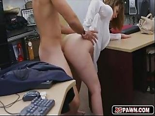 Who Is This Amazing Ass Great Head And Fuck In Pawn Shop